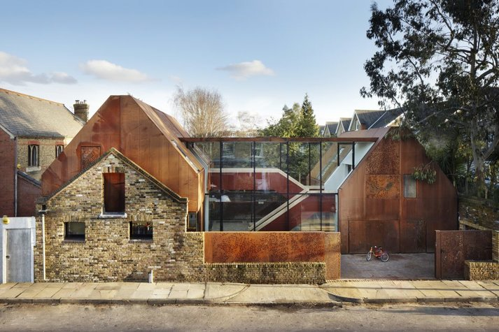Grand Designs For Sale Buildings From Kevin McCloud's Iconic