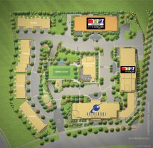 Grande Mirage Site Plan