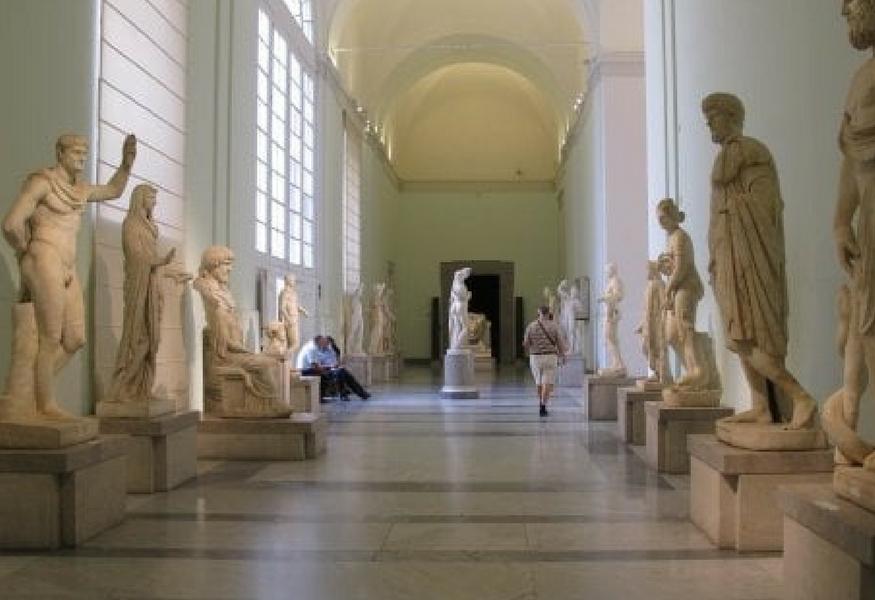 Risultati immagini per MUSEO ARCHEOLOGICO NAZIONALE DI NAPOLI