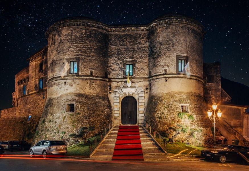 I castelli più belli dove sposarsi in Campania