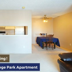 BEAUTIFUL 2 Bed 2 Br Condo in College Park.
