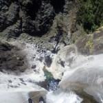 cascade de 55m dans Fleur Jaune