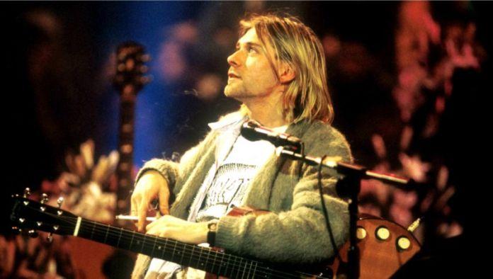 Kurt Cobain - Nirvana, la guitarra de Kurt Cobain y el grunge