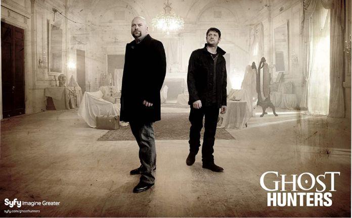 Ghost Hunters - ¿Existen realmente los fantasmas?