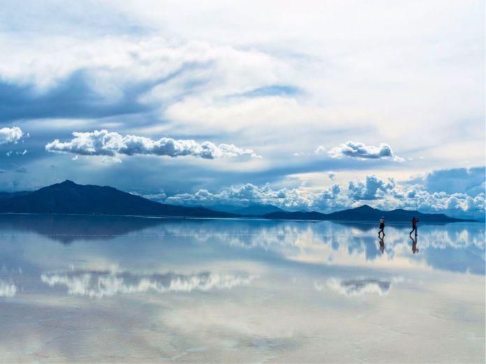 Salar de Uyuni - 29 de los paisajes más surrealistas de nuestro hermoso planeta