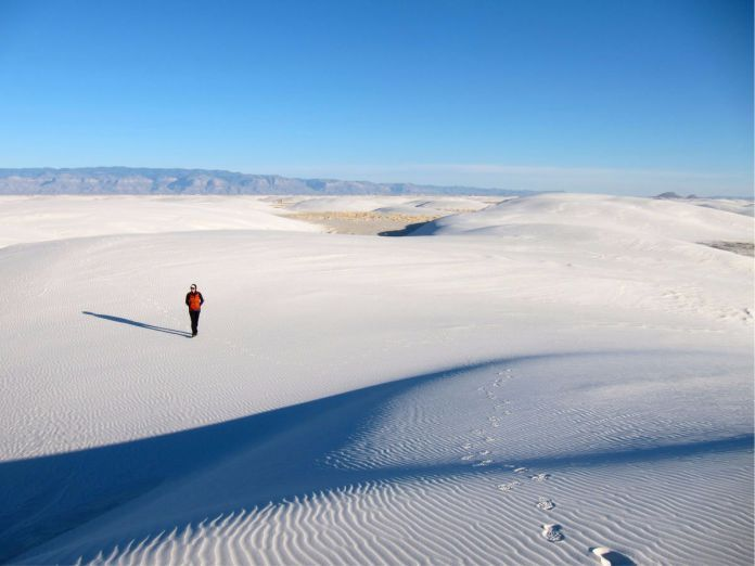 White Sands - 29 de los paisajes más surrealistas de nuestro hermoso planeta