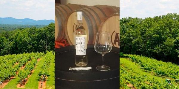 vino blanco de Arráez
