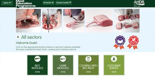 Meat Education