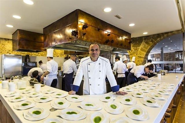 Gastronomía 2019 Despesque Ángel León