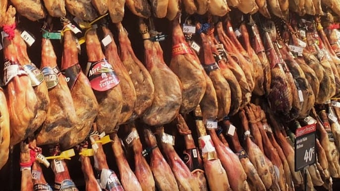 Comapa y el fraude del jamón La Alpujarra jamones listeria Vall Companys
