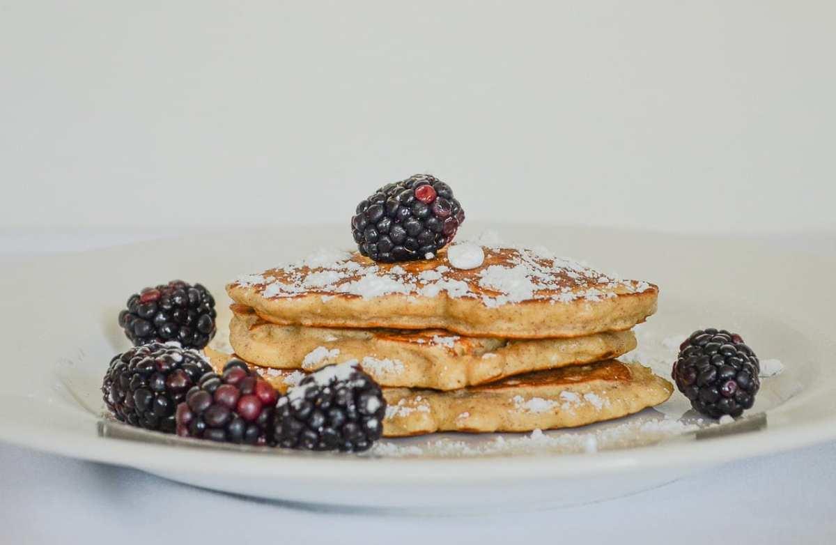 Receta de pancake o tortitas americanas