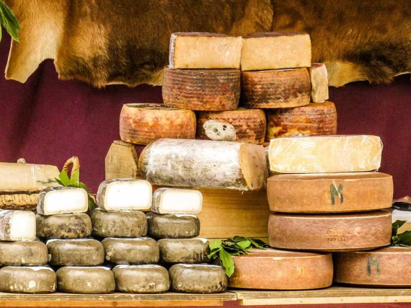 los mejores quesos de Mercadona