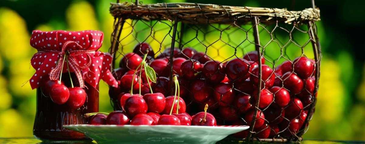 cerezas certificadas del Jerte cereza