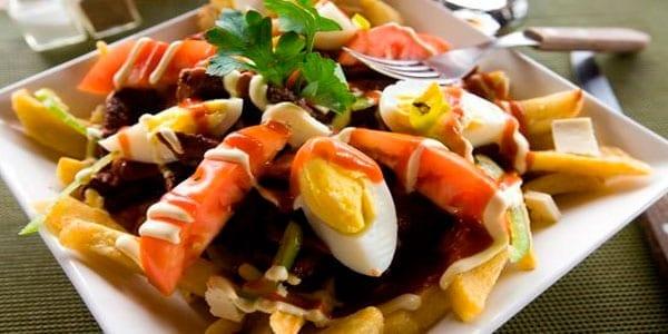 gastronomía de Bolivia plato