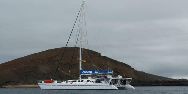 galápagos barco