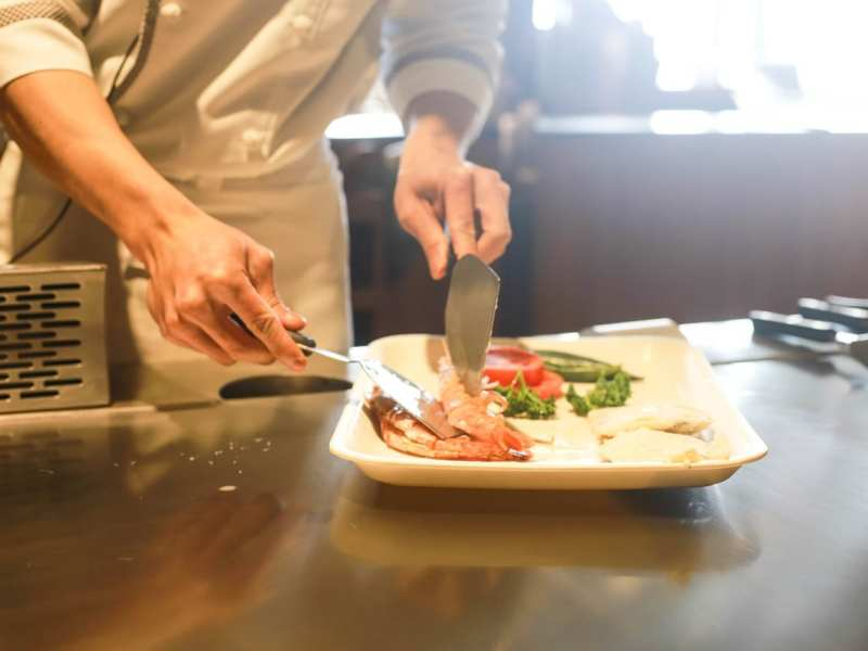 Acción contra el Hambre restaurante chef cocina
