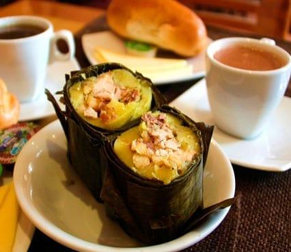 platos de Chitaga