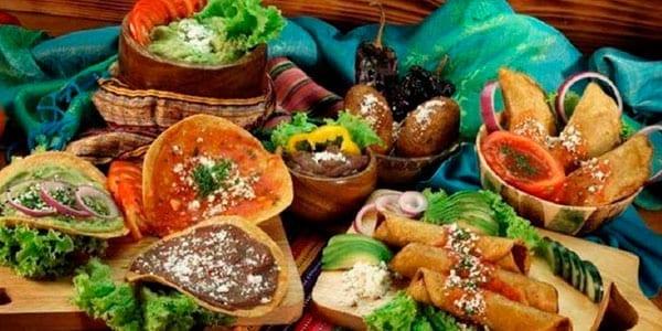 Mixtura de sabores en Guatemala