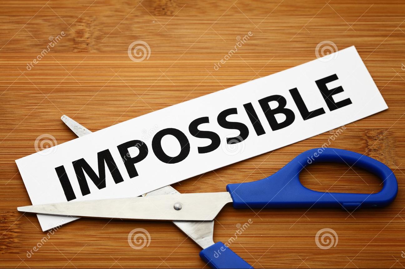 Cosas Que Eran Imposibles  Grandes Pymes