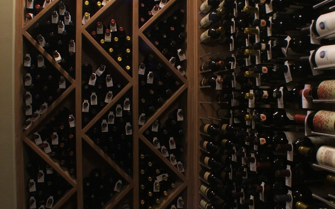 How do you organize your wine?