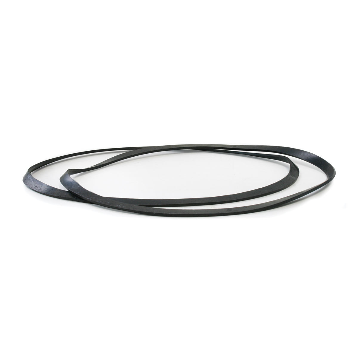 10585 Trailer Hub Cap Bracket - 2 Gasket View