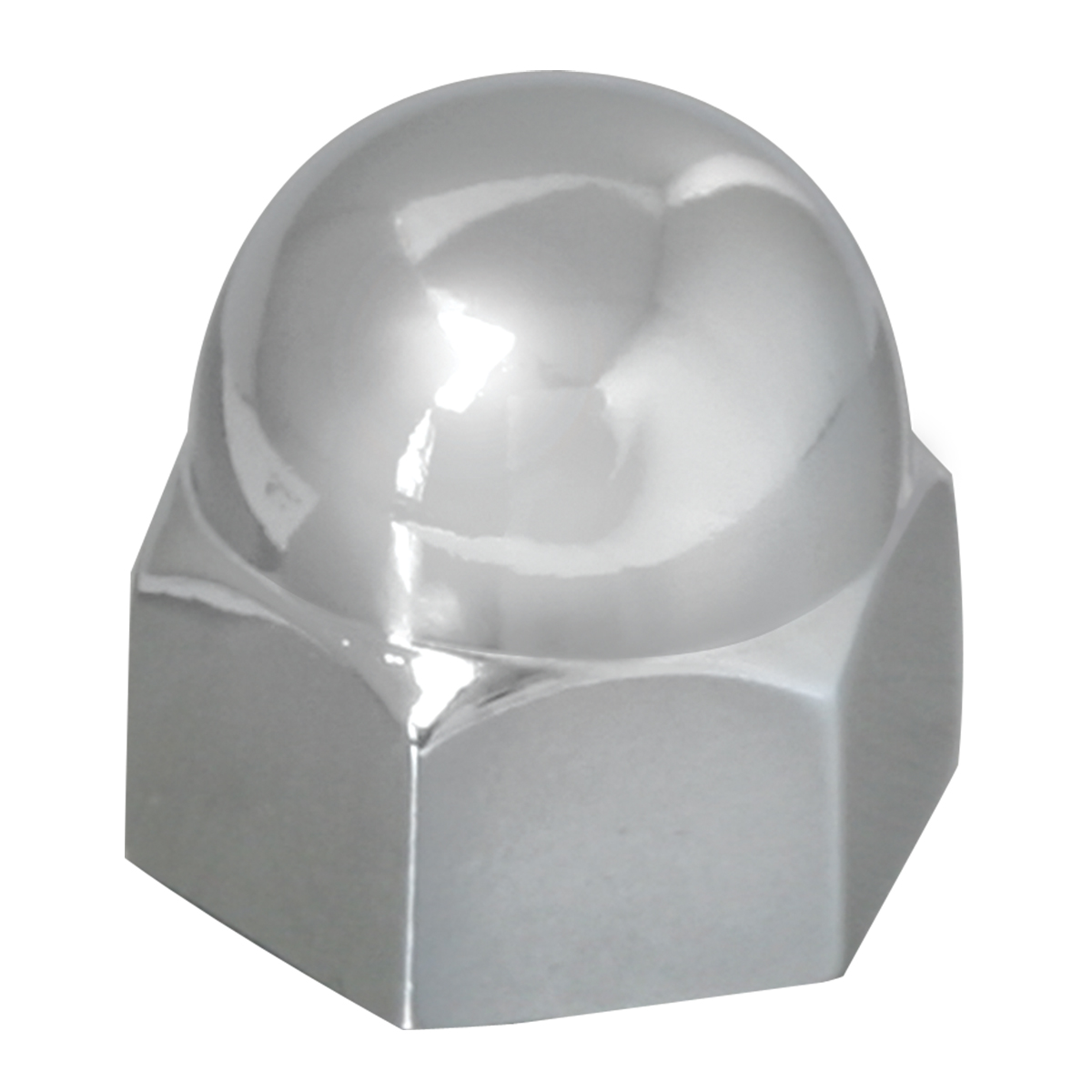 Push-On Acorn Lug Nut Cover