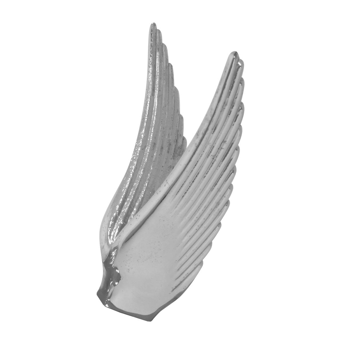 Grand General 48110 Chrome Flying Goddess Hood Ornament