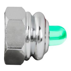 LED Screw Light Fastener Set – Magic 7 Green