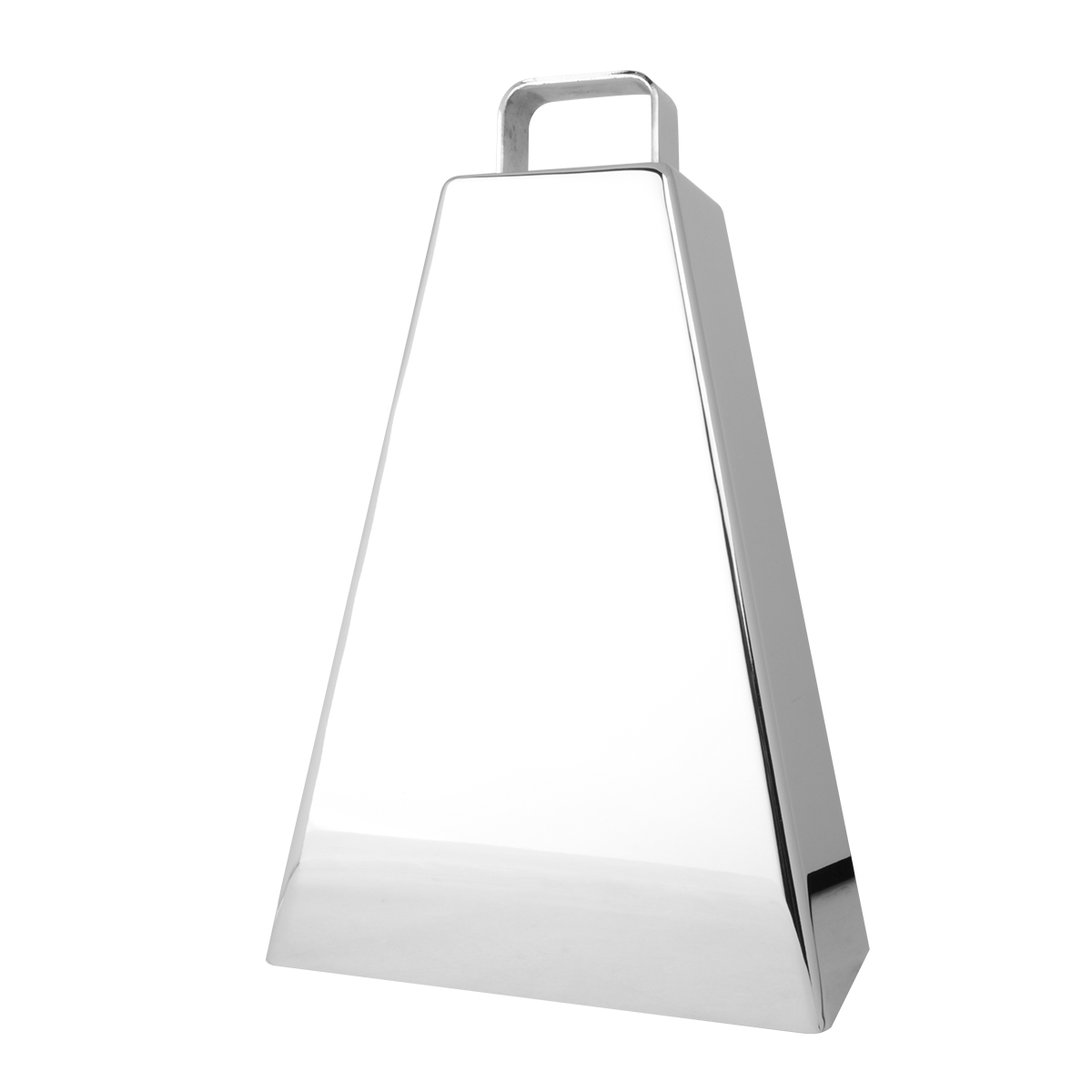 """#57304 Large Cow Bell - 8"""" (L) x 4"""" (W) x 11"""" (H)"""