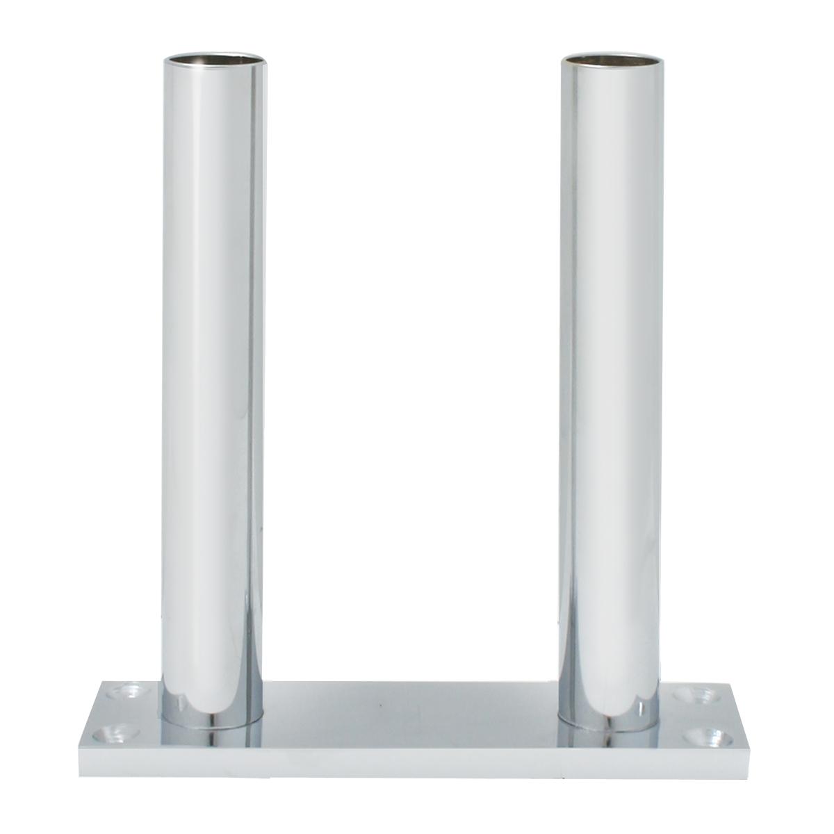 "7"" Chrome Stand Set"