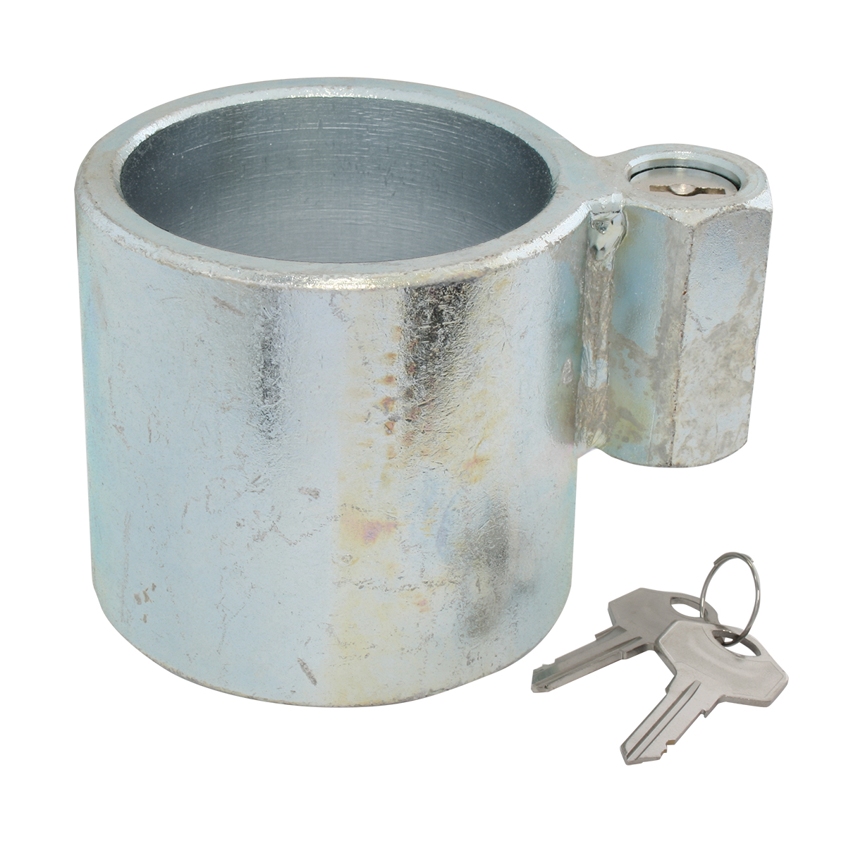 Steel Heavy Duty Trailer King Pin Lock