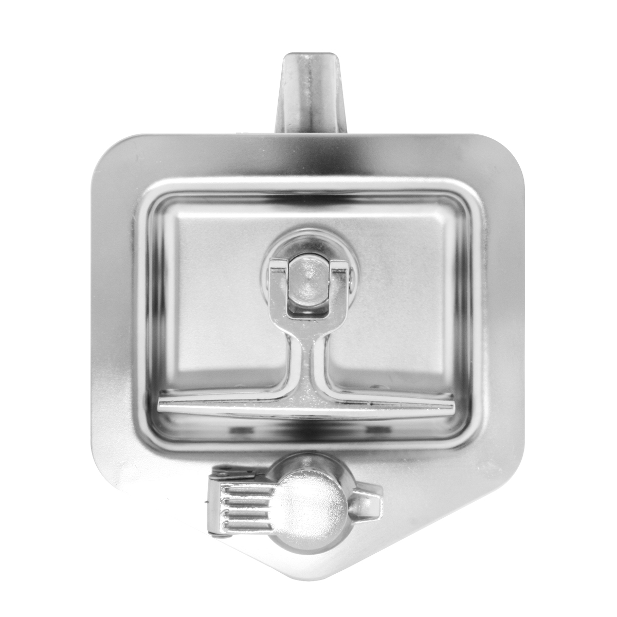 #81469 Stainless Steel T-Lock w/4 Welded Mounting Studs