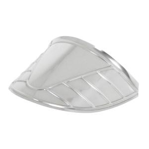Stainless Steel Headlight Visor