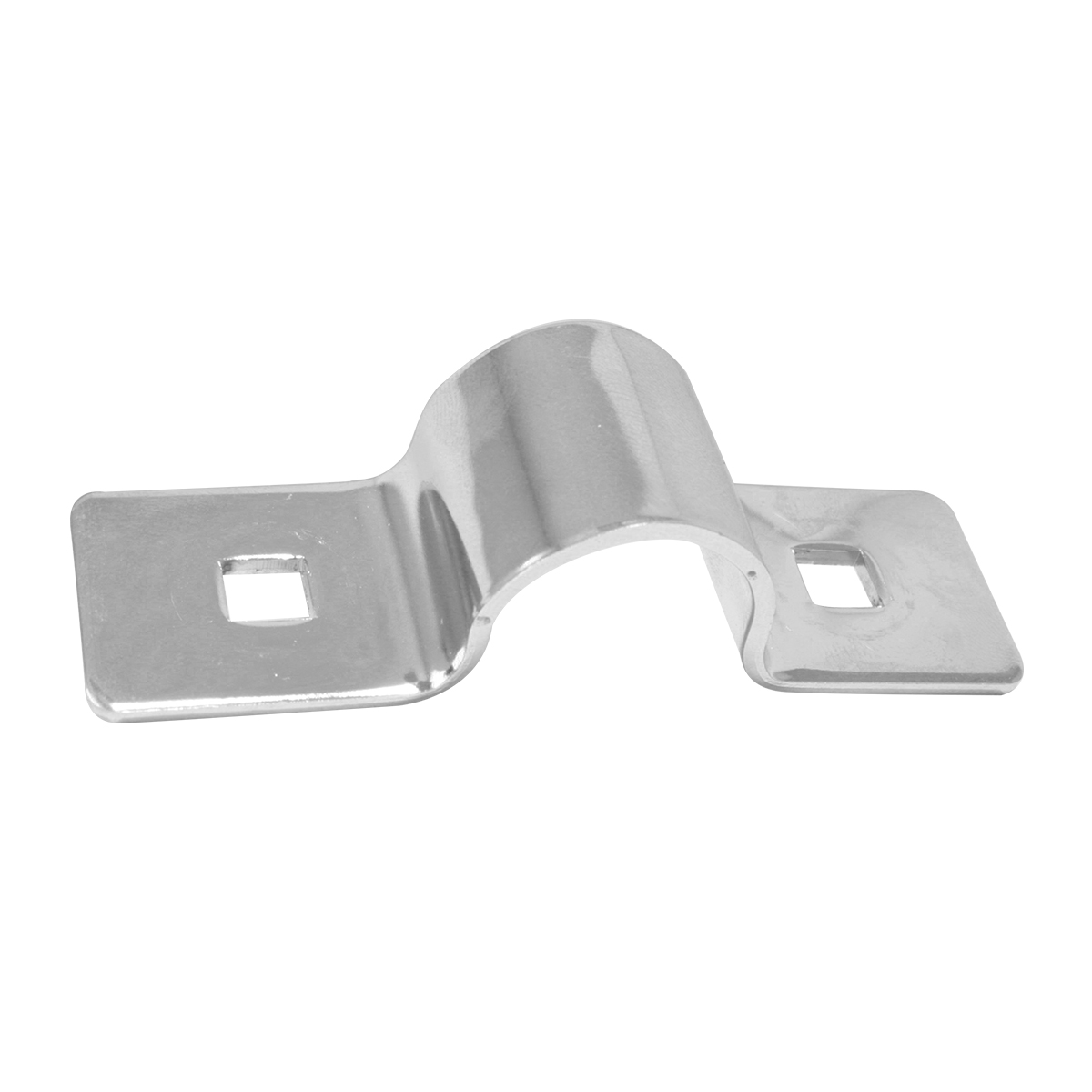 #94147 Stainless Steel Bumper Guide Bracket Kit For Plastic Bumper - Front View