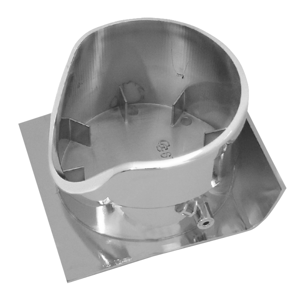 67933 Chrome Plastic Cup Holder for FL Century