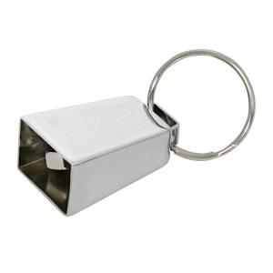 Mini Cow Bell Key Chain