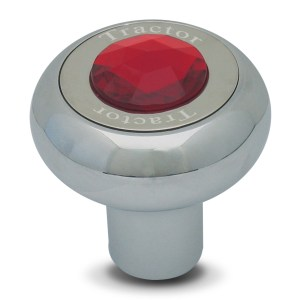Screw-In Air Valve Control Knobs with Crystal