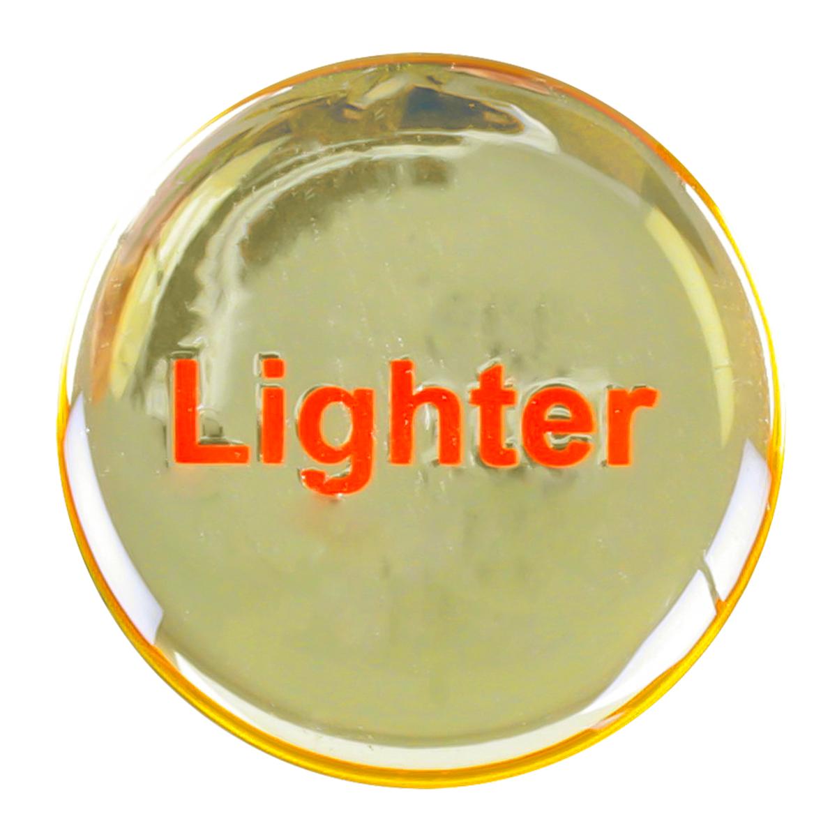 96652 Gold Sticker for Cigarette Lighter