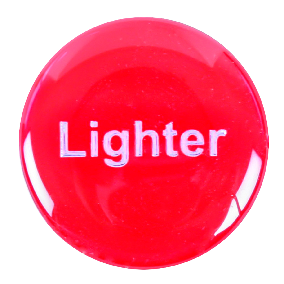 96255 Red Sticker for Cigarette Lighter Knob