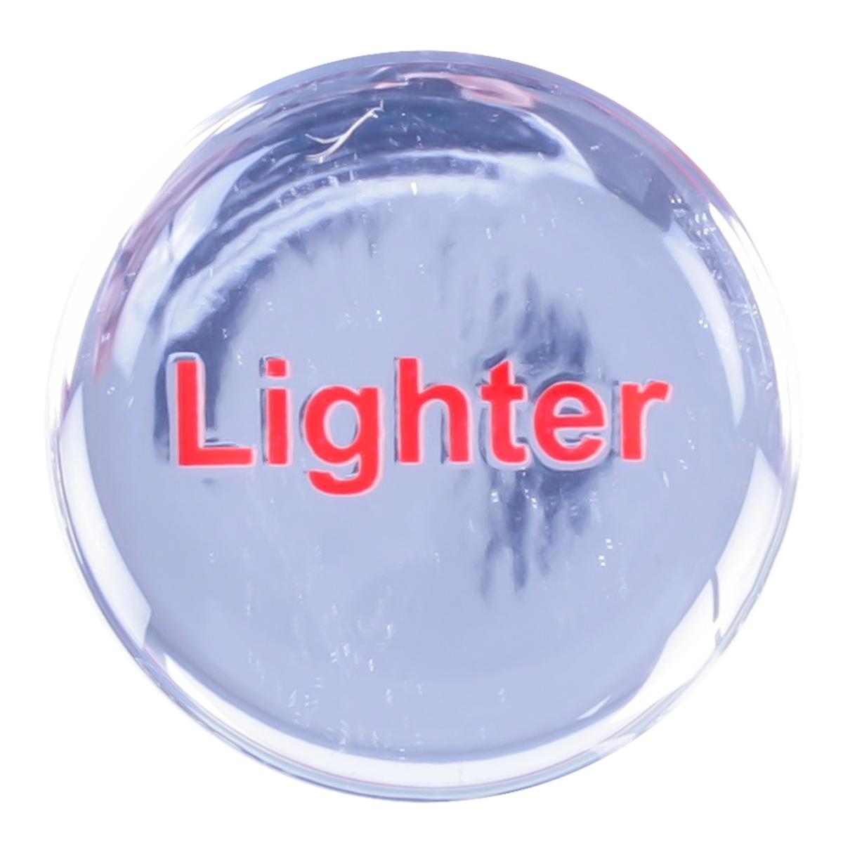 96656 Silver Sticker for Cigarette Lighter
