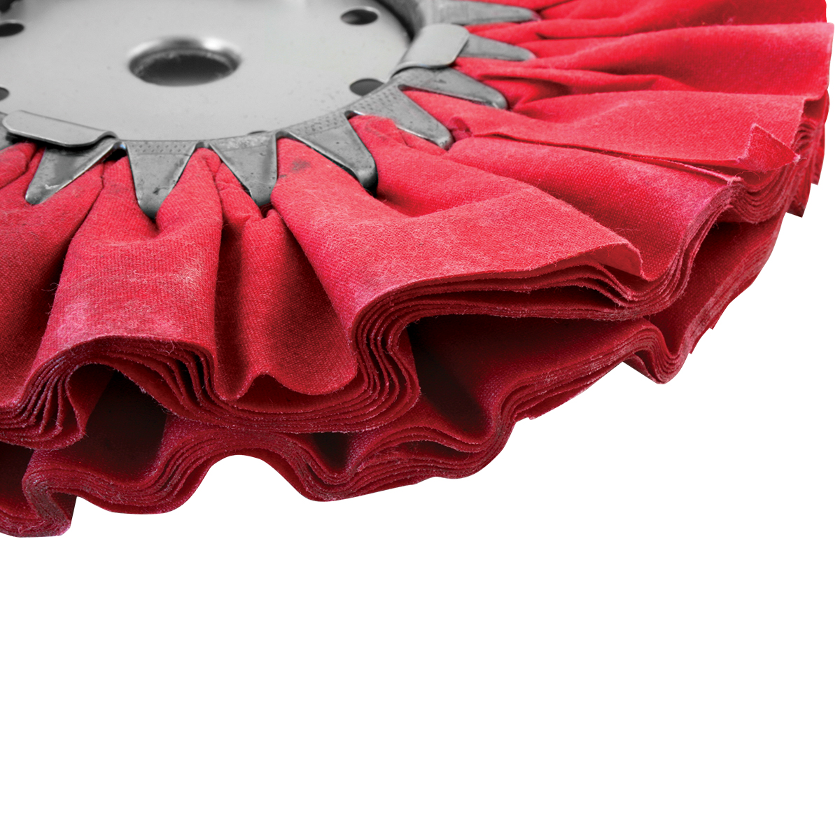98151 Red Treated Airway Buffing Wheels