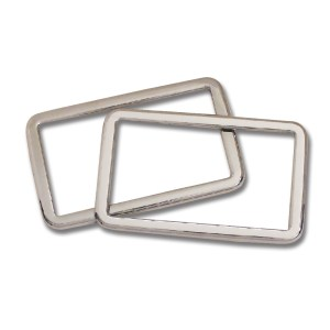 68335 Chrome Plastic Outside Trim for Heater Vent for Pete