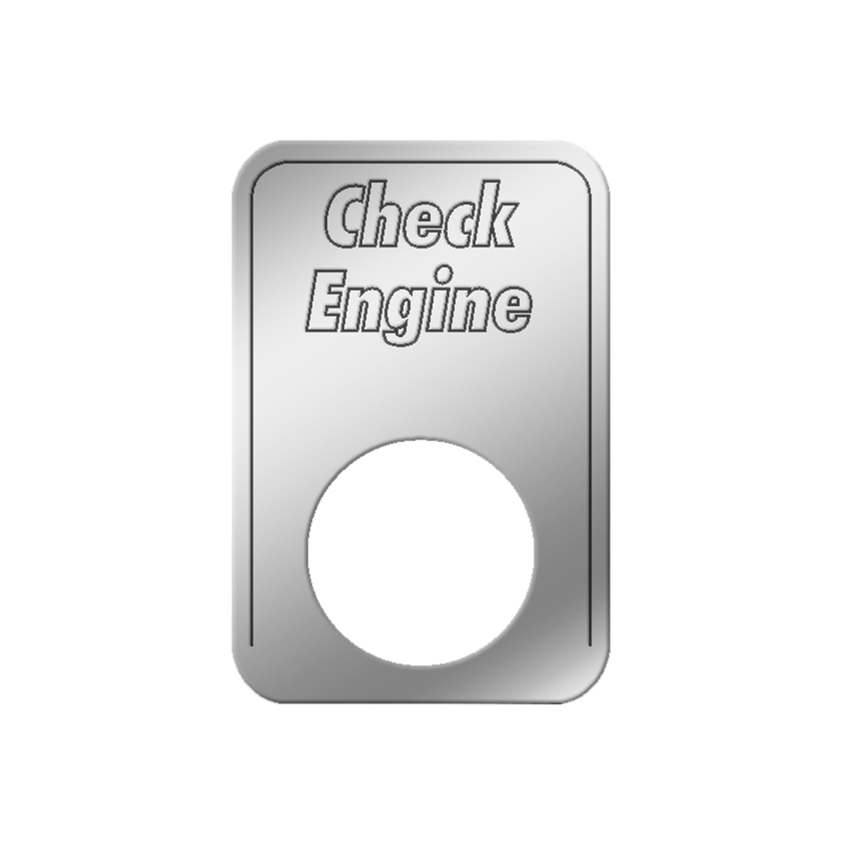 #68551 Check Engine Indicator Light
