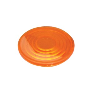 "1⁹/₁₆"" Round Dome Light Lens for Peterbilt"