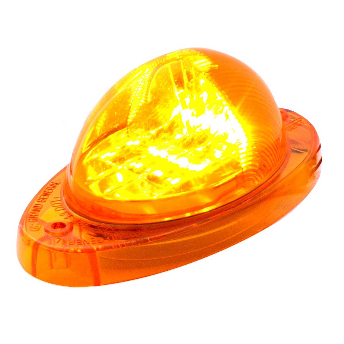 76374 Freightliner Cascadia Side Marker/Turn LED Light