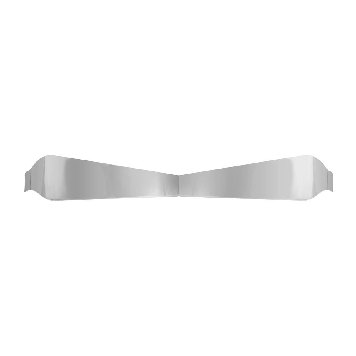 96900 Pete Stainless Steel Sun Visor