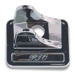 Switch Guard with Stainless Steel Scripts for Kenworth