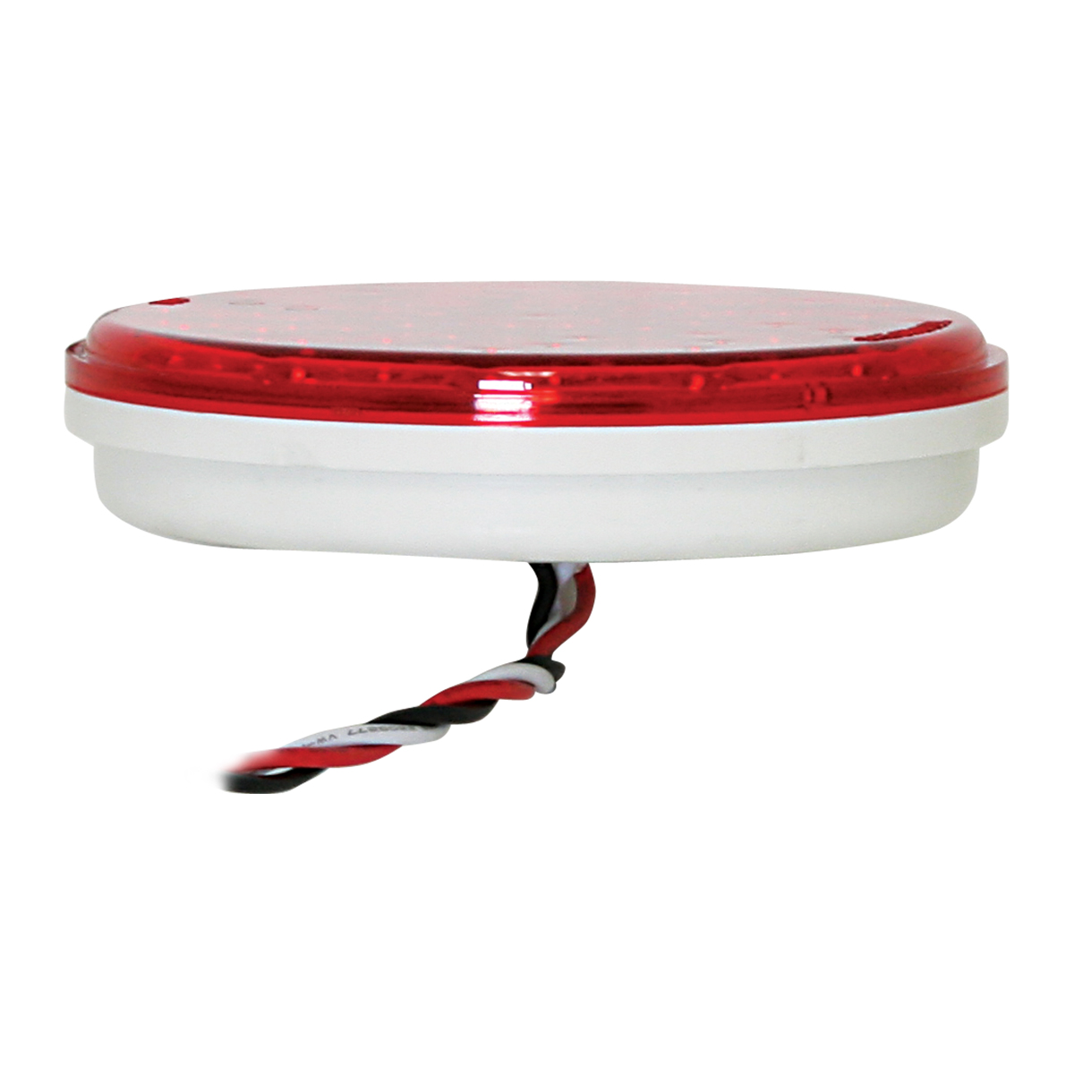 "76722 4"" Twister LED Light in Red/Red"