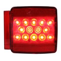 Stop Lamp Led Grand New Veloz Fitur Avanza Universal Stud Mount Trailer Light General