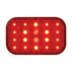 Rectangular Spyder LED Light